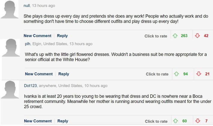 VZN News: Mặc đẹp cũng khổ: con gái Tổng thống Trump mặc lại váy cũ vẫn bị dị nghị chỉ vì mặc... quá đẹp - Ảnh 5.