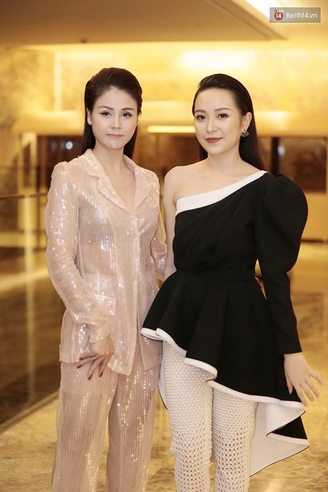 Diện đầm xòe công chúa, mẹ chồng quốc dân Lan Hương chặt đẹp dàn mỹ nhân phim nối sóng Về Nhà Đi Con - Ảnh 11.