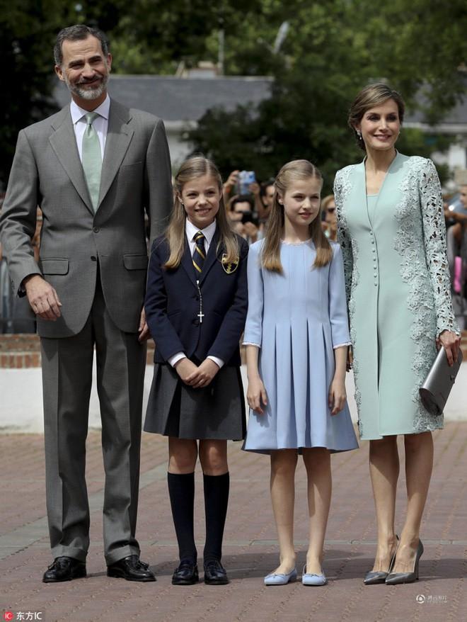 Phong cách thường thấy của những cậu ấm cô chiêu Hoàng gia châu Âu có gì đặc biệt? - Ảnh 7.