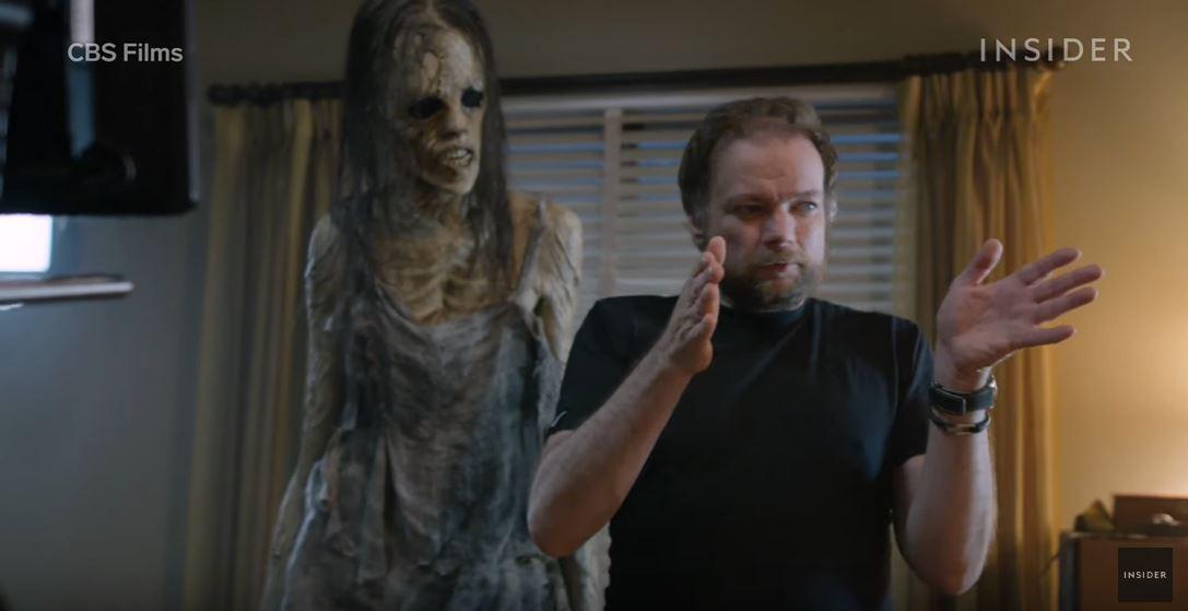 Những con quái vật ghê rợn trong SCARY STORIES TO TELL IN THE DARK đã được tạo ra bằng cách nào? - Ảnh 5.
