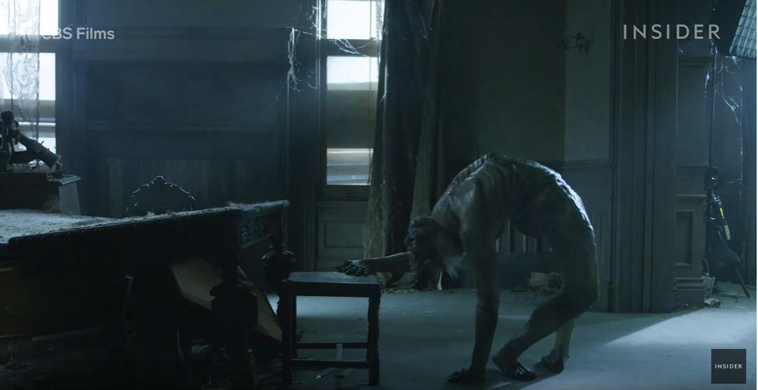 Những con quái vật ghê rợn trong SCARY STORIES TO TELL IN THE DARK đã được tạo ra bằng cách nào? - Ảnh 6.