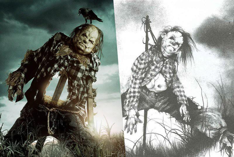 Những con quái vật ghê rợn trong SCARY STORIES TO TELL IN THE DARK đã được tạo ra bằng cách nào? - Ảnh 3.