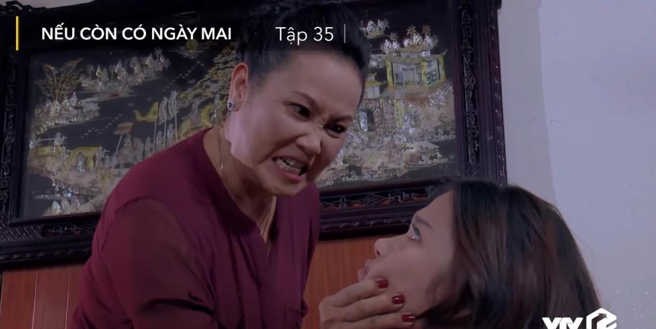 3 bà mẹ chồng thay con dâu xử tiểu tam trên màn ảnh Việt: Bà Hồng (Hoa Hồng Trên Ngực Trái) đã cao tay nhất? - Ảnh 3.