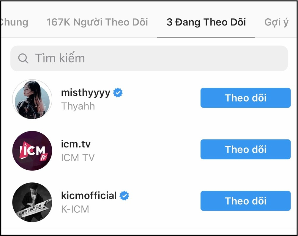VZN News: Jack chỉ follow 2 người duy nhất trên Instagram: Một là K-ICM, nhân vật còn lại danh tính bất ngờ! - Ảnh 1.