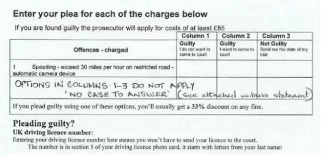 Hậu quả của việc đấu tranh công lý nhầm lúc nhầm chỗ: ông bác tốn £30,000 để kháng cáo cho chiếc vé phạt vỏn vẹn có... £100 - Ảnh 2.