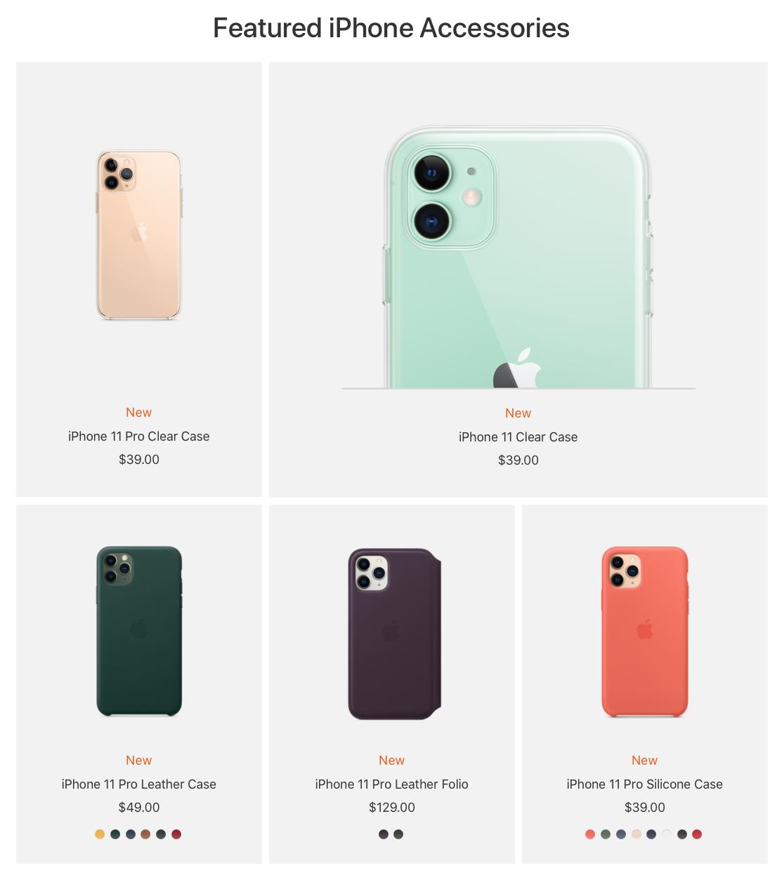VZN News: iPhone 11 vừa ra mắt đã lập tức hút máu người dùng với loạt case đẹp và giá trên trời! - Ảnh 3.