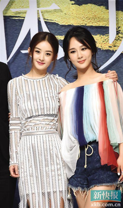 VZN News: Ảnh chụp không photoshop của Triệu Lệ Dĩnh - Dương Tử gây tranh cãi: Nhan sắc Đồng Niên kém cạnh hơn hẳn đàn chị - Ảnh 2.