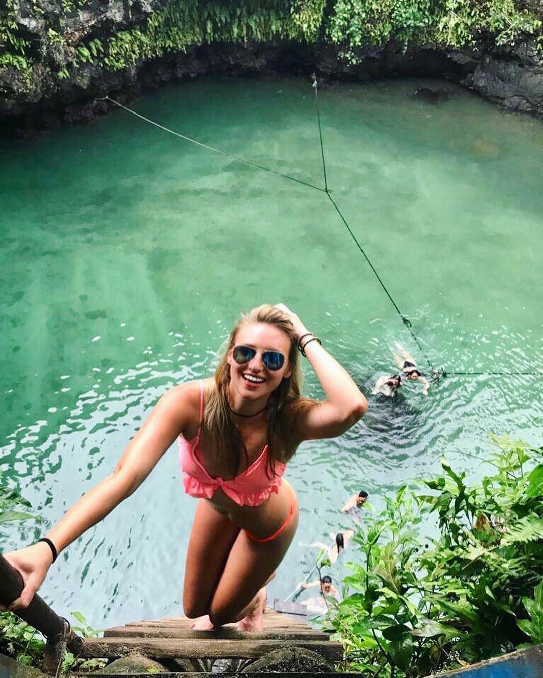 VZN News: Hồ bơi tự nhiên đẹp nhất thế giới nằm ở quốc gia ít người biết nhưng ai đã đến một lần thì đảm bảo mê cả đời! - Ảnh 8.