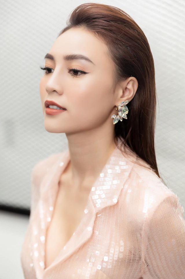 Diễn viên Ninh Dương Lan Ngọc
