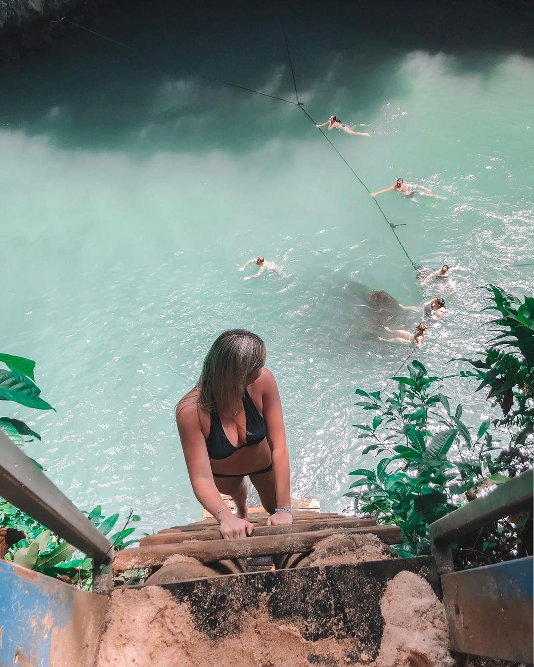VZN News: Hồ bơi tự nhiên đẹp nhất thế giới nằm ở quốc gia ít người biết nhưng ai đã đến một lần thì đảm bảo mê cả đời! - Ảnh 6.