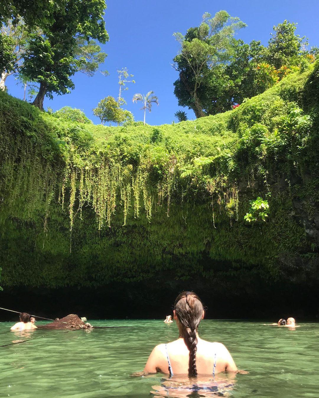 VZN News: Hồ bơi tự nhiên đẹp nhất thế giới nằm ở quốc gia ít người biết nhưng ai đã đến một lần thì đảm bảo mê cả đời! - Ảnh 2.