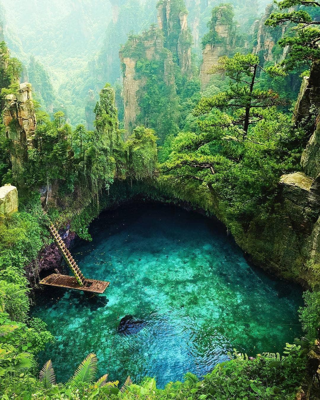 VZN News: Hồ bơi tự nhiên đẹp nhất thế giới nằm ở quốc gia ít người biết nhưng ai đã đến một lần thì đảm bảo mê cả đời! - Ảnh 1.