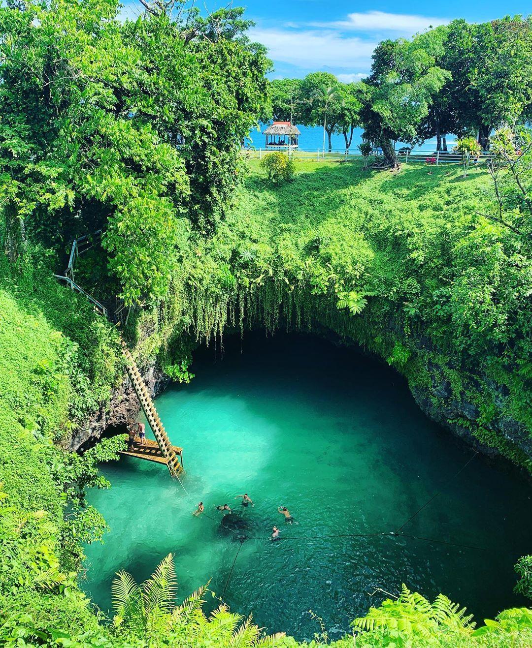 VZN News: Hồ bơi tự nhiên đẹp nhất thế giới nằm ở quốc gia ít người biết nhưng ai đã đến một lần thì đảm bảo mê cả đời! - Ảnh 10.