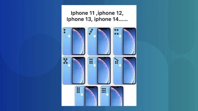 VZN News: Dân mạng Trung Quốc thi nhau dìm hàng iPhone mới, nhưng lại thích màu Xanh bóng đêm, tuy vậy 70% không mua - Ảnh 3.
