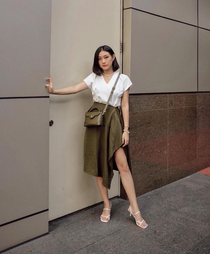 VZN News: Street style châu Á: Đơn giản mà vẫn cuốn hút, nàng công sở học ngay để lên đồ cho cả tuần mặc đẹp - Ảnh 4.