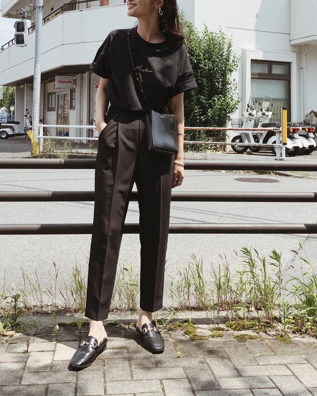 VZN News: Street style châu Á: Đơn giản mà vẫn cuốn hút, nàng công sở học ngay để lên đồ cho cả tuần mặc đẹp - Ảnh 5.
