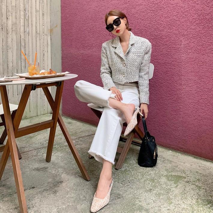VZN News: Street style châu Á: Đơn giản mà vẫn cuốn hút, nàng công sở học ngay để lên đồ cho cả tuần mặc đẹp - Ảnh 8.