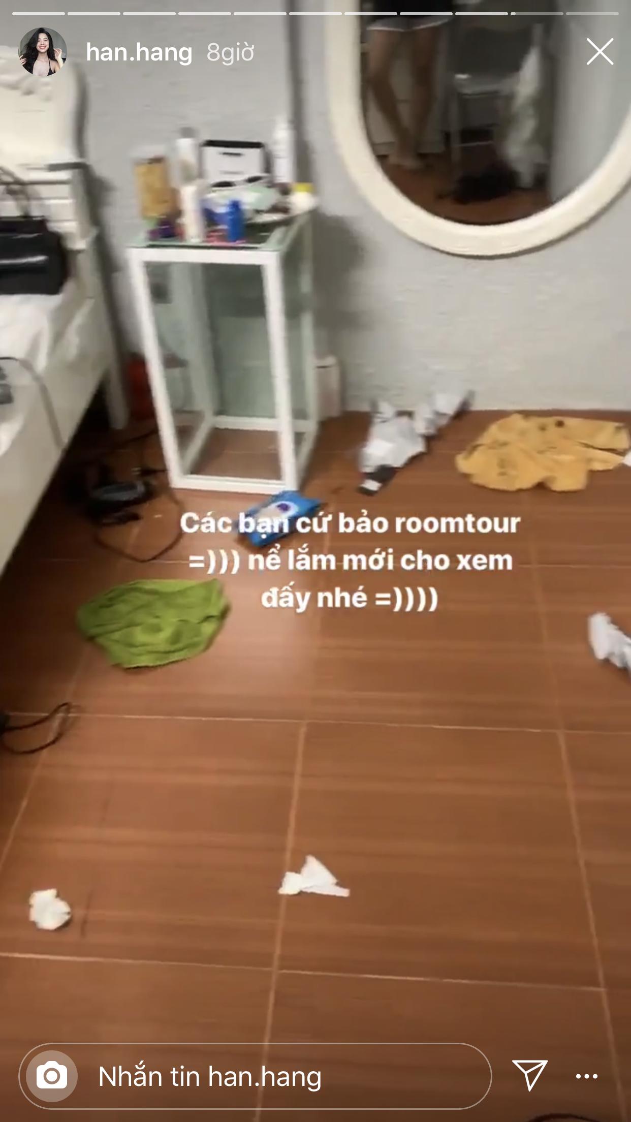VZN News: Tự bóc phốt phòng ngủ ngập ngụa trong quần áo và rác, Hàn Hằng đăng quang Miss ở bẩn khiến dân mang khiếp đảm - Ảnh 7.