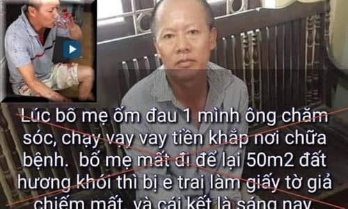 VZN News: Vụ anh cầm dao truy sát cả nhà em trai: Không có chuyện nạn nhân làm giấy tờ giả, cướp trắng đất đai - Ảnh 3.