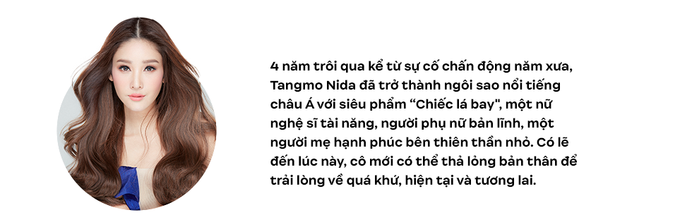 Phỏng vấn độc quyền mỹ nhân Chiếc lá bay Tangmo: Lần đầu mở lòng về vụ tự tử sau 4 năm vì Tình yêu không thể khiến ta từ bỏ cuộc sống này - Ảnh 1.