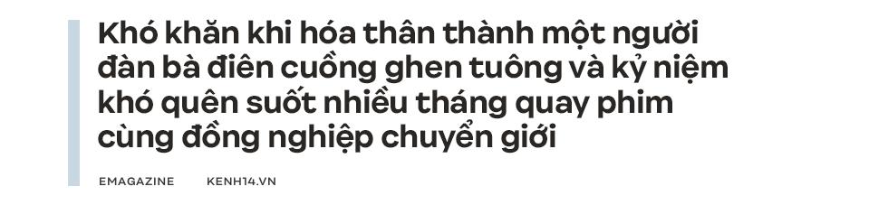 Phỏng vấn độc quyền mỹ nhân Chiếc lá bay Tangmo: Lần đầu mở lòng về vụ tự tử sau 4 năm vì Tình yêu không thể khiến ta từ bỏ cuộc sống này - Ảnh 2.