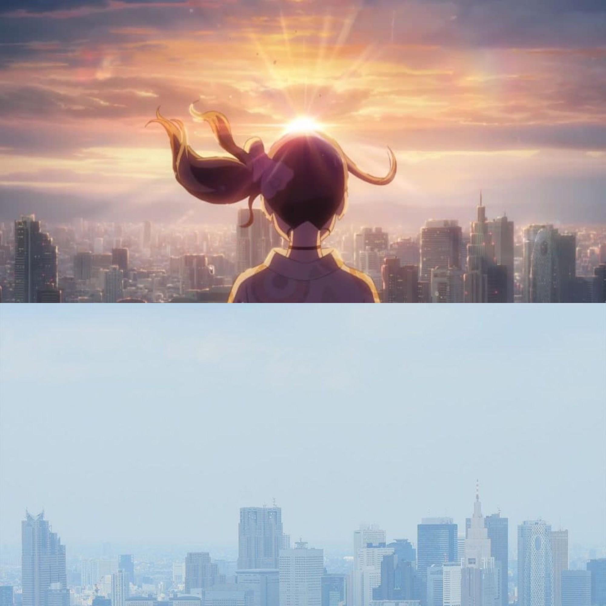 Review Weathering With You: Hấp dẫn không thua bom tấn Your Name, hé lộ một vũ trụ điện ảnh mới của anime Nhật? - Ảnh 13.