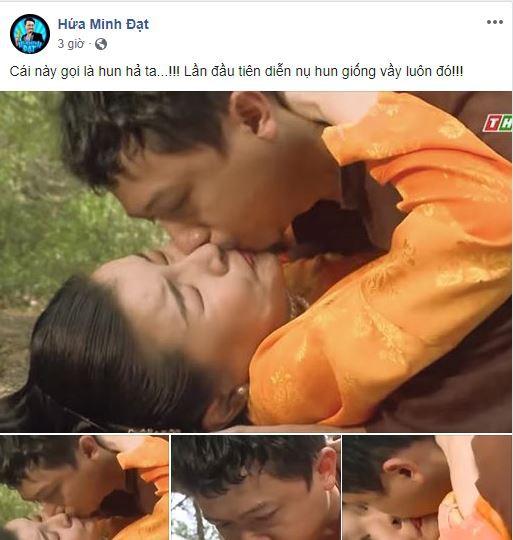 Màn khoá môi bị cả MXH đòi xử bắn của Cao Thái Hà ở Tiếng Sét Trong Mưa: Chị hôn hay thổi bong bóng vậy? - Ảnh 4.