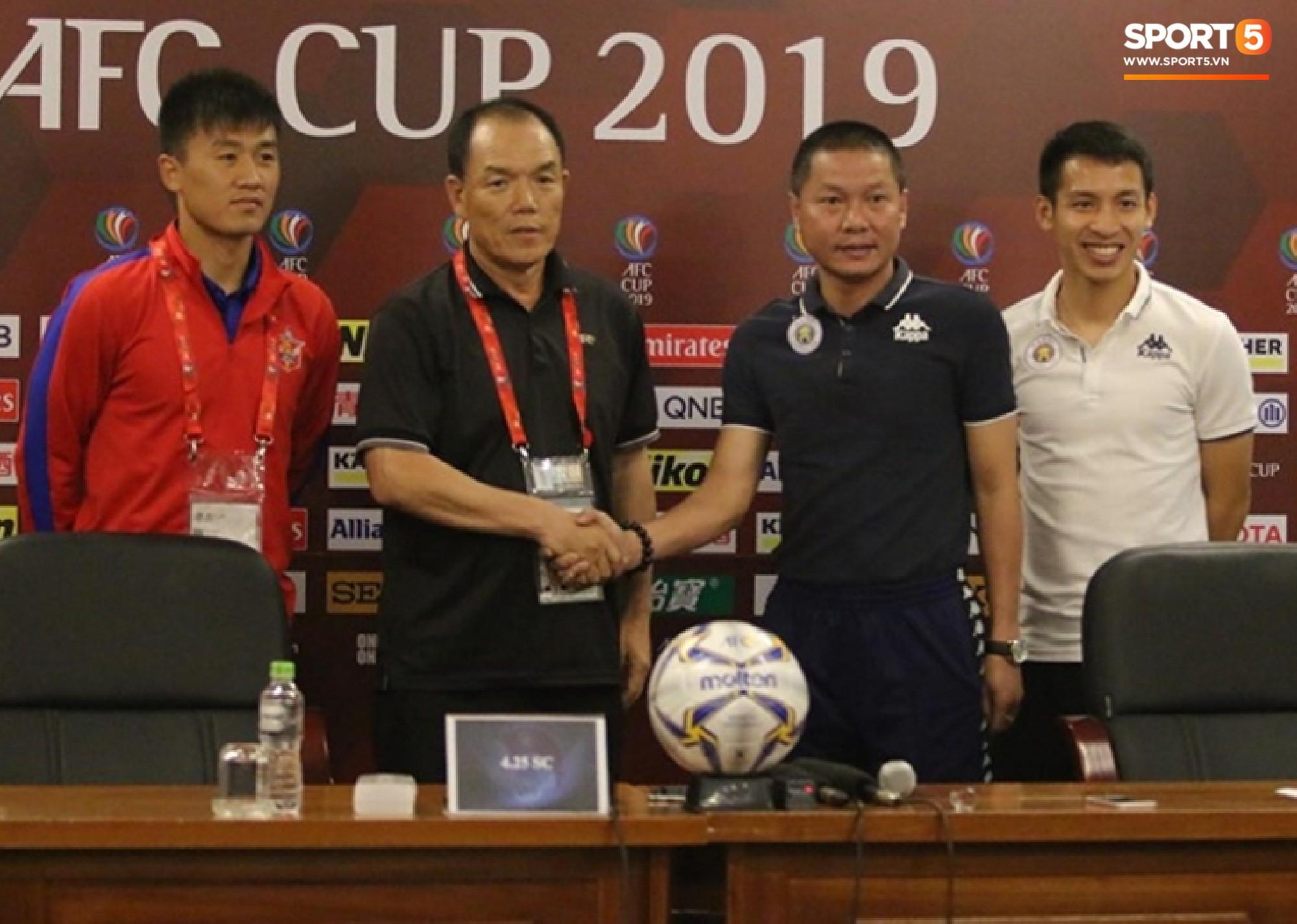 Hà Nội FC và đối thủ tại chung kết liên khu vực AFC Cup đối đầu trong bối cảnh không biết gì về nhau - Ảnh 1.