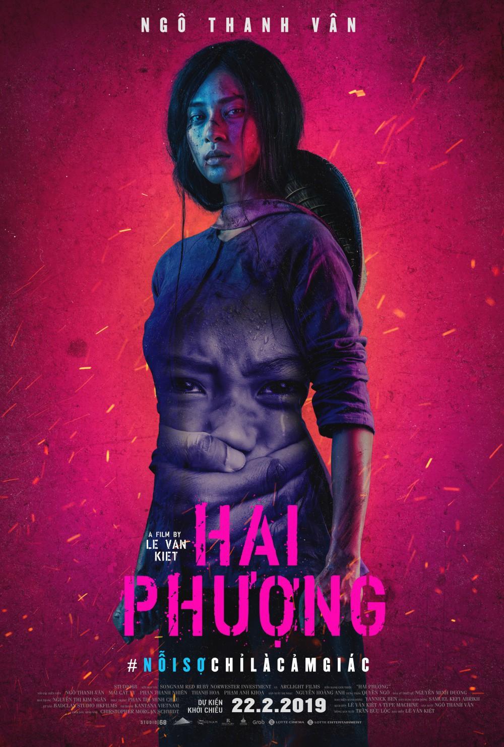 HOT: Hai Phượng của đả nữ Ngô Thanh Vân đại diện Việt Nam đánh Oscar 2020! - Ảnh 1.