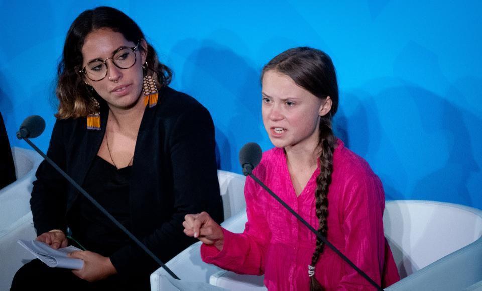 Trước khi mắng thẳng vào mặt các nguyên thủ quốc gia, Greta Thunberg từng có phim ngắn ấn tượng về môi trường - Ảnh 4.