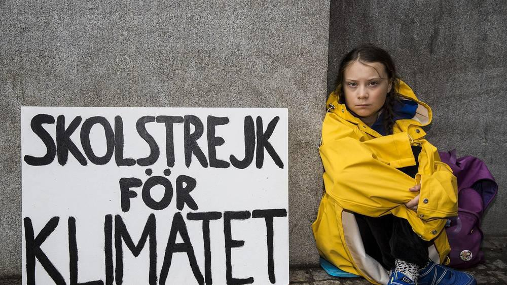 Trước khi mắng thẳng vào mặt các nguyên thủ quốc gia, Greta Thunberg từng có phim ngắn ấn tượng về môi trường - Ảnh 5.