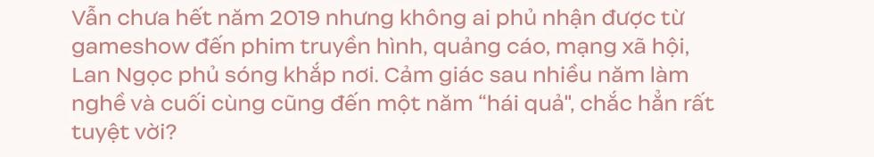 Ninh Dương Lan Ngọc:  Tình cảm là vấn đề rất lằng nhằng... miễn sao không quá đáng - Ảnh 6.