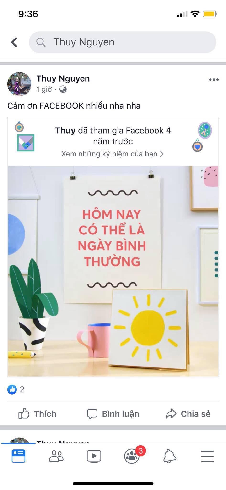 VZN News: Đáng yêu nhất là khi bố mẹ chúng ta tập tành dùng Facebook: Hay share link dằn mặt, cực thích dùng icon - Ảnh 17.