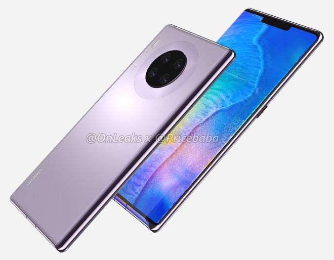 VZN News: Huawei Mate 30 Pro lộ hình ảnh thiết kế và cấu hình khủng, nhưng ai dám mua thì chưa biết - Ảnh 3.
