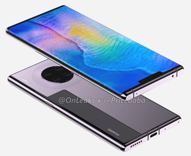 VZN News: Huawei Mate 30 Pro lộ hình ảnh thiết kế và cấu hình khủng, nhưng ai dám mua thì chưa biết - Ảnh 4.