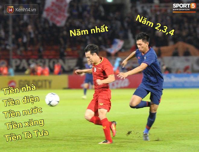 VZN News: Loạt ảnh chế đội tuyển Việt Nam nở rộ sau trận gặp Thái Lan: Văn Toàn, Duy Mạnh cùng loạt biểu cảm không thể nào đắt giá hơn! - Ảnh 7.