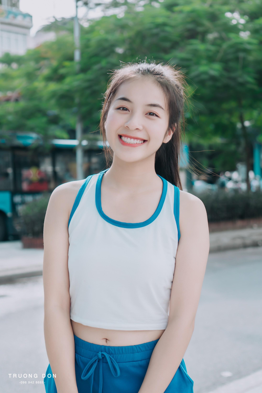 VZN News: Bộ ảnh xinh tươi đầy sức sống của hotgirl Trường Cao đẳng Nghệ thuật Hà Nội khiến ai nhìn vào cũng thấy yêu đời - Ảnh 2.