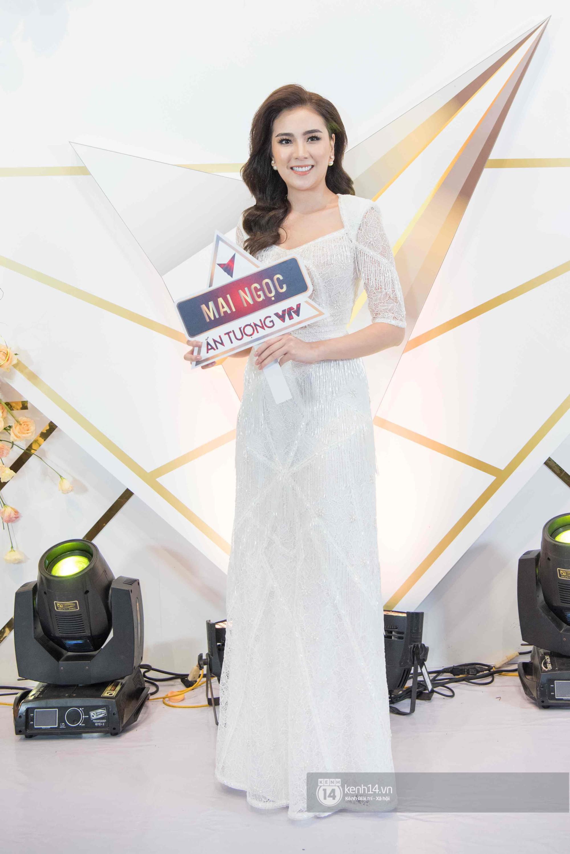 VZN News: Dàn sao khủng đổ bộ thảm đỏ VTV Awards: Bảo Thanh rạng rỡ hội ngộ gia đình Về nhà đi con, Nhã Phương lẻ bóng - Ảnh 12.
