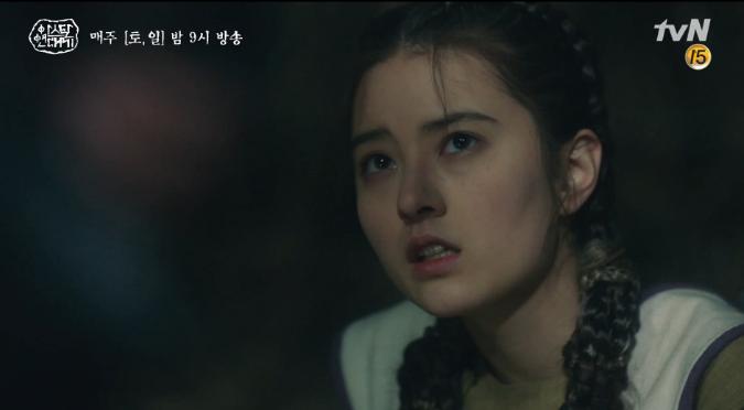 7 bóng hồng của Song Joong Ki ở Arthdal: Hết BLACKPINK, con lai Nga Hàn tới mỹ nhân Nhật đẹp nức lòng người xem - Ảnh 9.