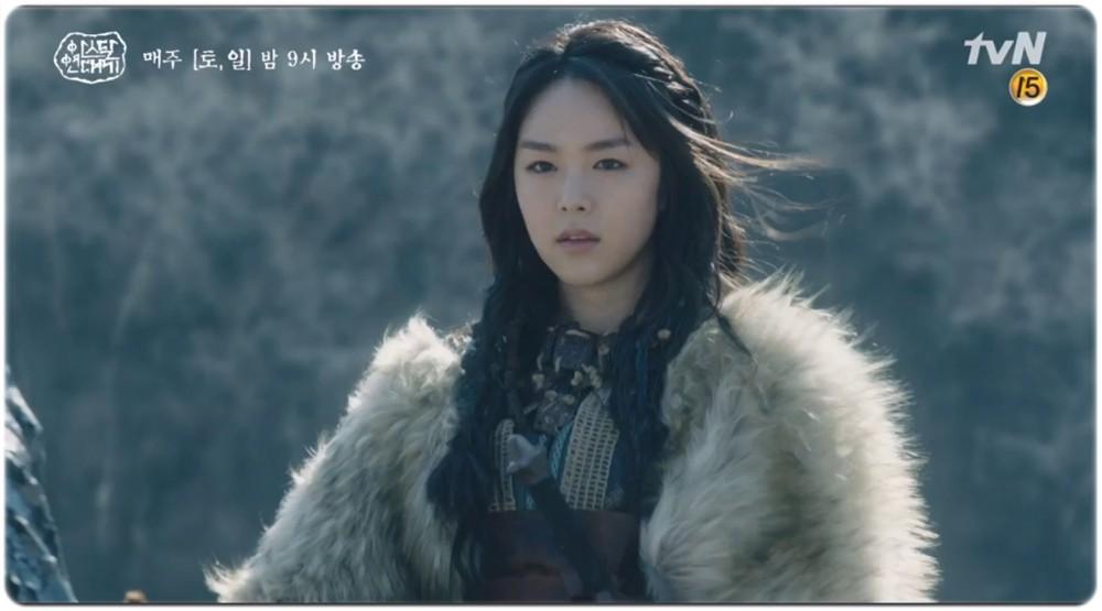 7 bóng hồng của Song Joong Ki ở Arthdal: Hết BLACKPINK, con lai Nga Hàn tới mỹ nhân Nhật đẹp nức lòng người xem - Ảnh 12.