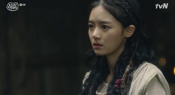 7 bóng hồng của Song Joong Ki ở Arthdal: Hết BLACKPINK, con lai Nga Hàn tới mỹ nhân Nhật đẹp nức lòng người xem - Ảnh 17.