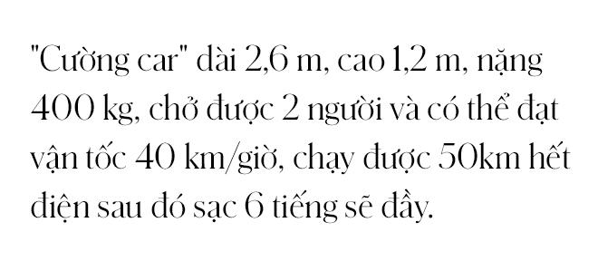 Ngô Việt Cường - Cậu học sinh lớp 12 trong vòng 2 năm lắp ráp thành công 2 ô tô chạy bằng năng lượng mặt trời - Ảnh 7.