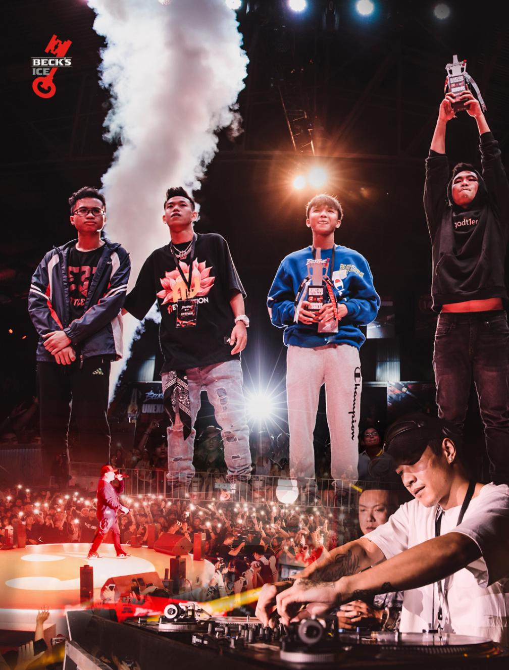 Ngôi vô địch Beck'Stage Battle Rap đã có chủ: Sóc Nâu và Phúc Du giành lấy ngôi vương đầy thuyết phục, một tương lai đầy hy vọng của rap Việt!