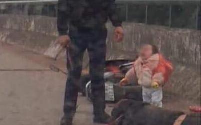 Bắt nghi phạm chặn xe máy chém liên tiếp vào người phụ nữ chở theo con nhỏ ở Thái Nguyên