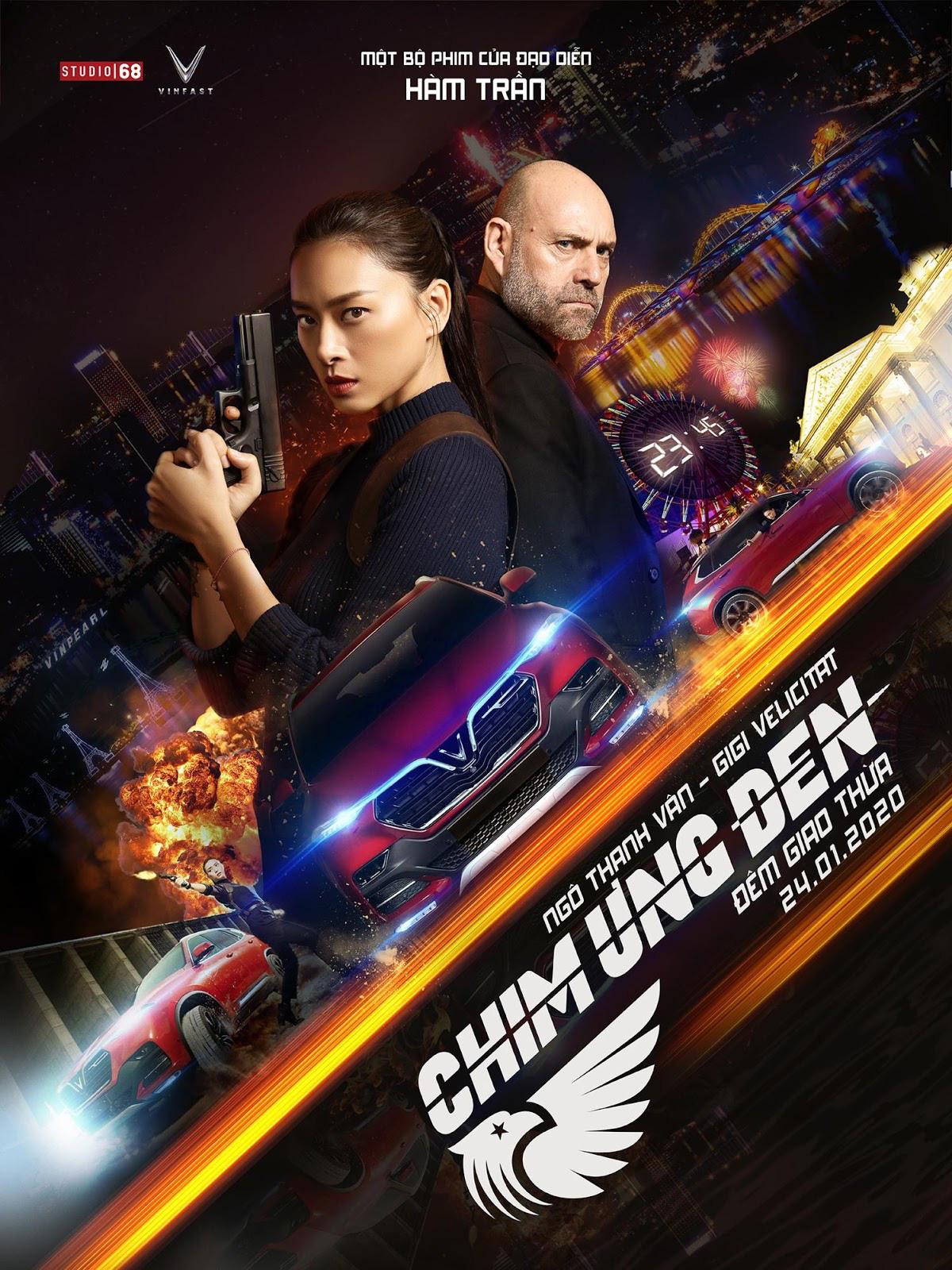 Ngô Thanh Vân gia nhập đường đua phim Tết nhưng được chú ý nhất lại là ngoại hình đặc biệt của nam chính - Ảnh 2.
