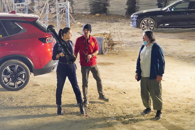 Ngô Thanh Vân gia nhập đường đua phim Tết nhưng được chú ý nhất lại là ngoại hình đặc biệt của nam chính - Ảnh 7.