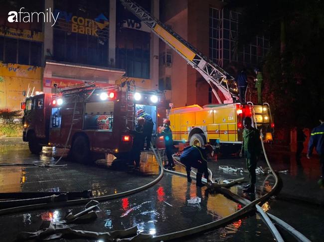Danh tính 2 cô gái trẻ tử vong thương tâm trong vụ cháy tòa nhà ngân hàng dầu khí ở Thanh Hóa - Ảnh 7.