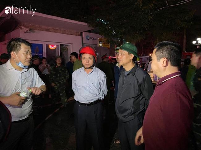 Danh tính 2 cô gái trẻ tử vong thương tâm trong vụ cháy tòa nhà ngân hàng dầu khí ở Thanh Hóa - Ảnh 8.