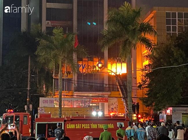 Danh tính 2 cô gái trẻ tử vong thương tâm trong vụ cháy tòa nhà ngân hàng dầu khí ở Thanh Hóa - Ảnh 3.