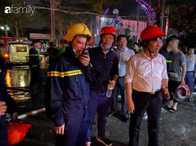 Danh tính 2 cô gái trẻ tử vong thương tâm trong vụ cháy tòa nhà ngân hàng dầu khí ở Thanh Hóa - Ảnh 4.